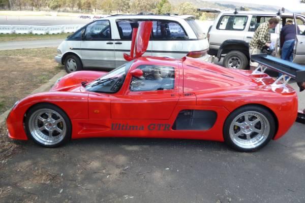 The Ultima GTR